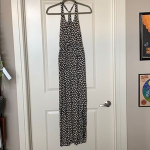 Dresses & Skirts - Maxi Dress with Hearts and Slits